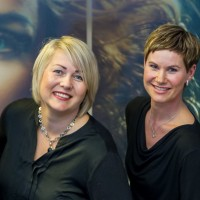 Business-Fotoshooting Friseur Haarmonie