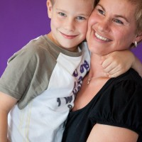 Kinder-Fotoshootings