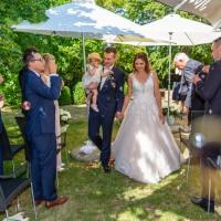 Hochzeitsfotografie Goitzsche in Bitterfeld Villa Bernsteinsee mit freier Trauung _12