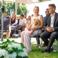 Hochzeitsfotografie Goitzsche in Bitterfeld Villa Bernsteinsee mit freier Trauung _7