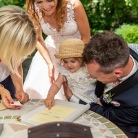 Hochzeitsfotografie Goitzsche in Bitterfeld Villa Bernsteinsee mit freier Trauung _8